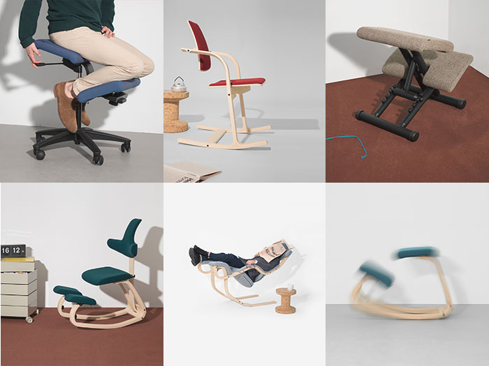 The Next Position: The Chairs of Peter Opsvik