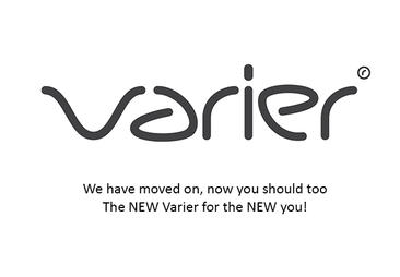 The new Varier - Varier relaunch