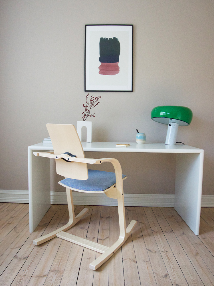 Actulum chair in home office